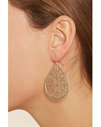 Forever 21 | Metallic Etched Filigree Earring Set | Lyst