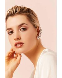 Forever 21 - Multicolor Faux Gem Ear Cuff - Lyst