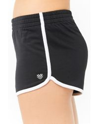Forever 21 - Black Active Dolphin Shorts - Lyst