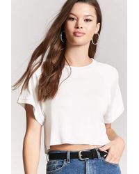 Forever 21 - Multicolor Dolman Sleeve Top - Lyst