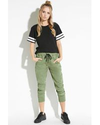 Forever 21 | Green Zee.gee.why. Drawstring Pants | Lyst