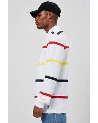 Forever 21 Polohemd mit Streifen in Multicolor für Herren