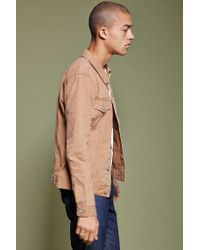 Forever 21 - Multicolor Buttoned Twill Jacket for Men - Lyst