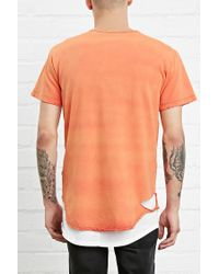 Forever 21 - Multicolor Eptm. French Terry Tee for Men - Lyst