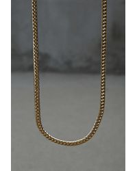Forever 21 - Metallic Akademiks Wheat Chain - Lyst