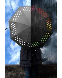 Forever 21 - Black Suck Uk Color Changing Umbrella - Lyst
