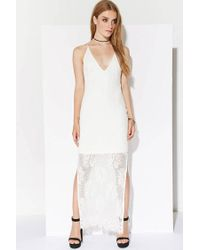 Forever 21 - White Ministry Of Style Eternal Maxi Dress - Lyst