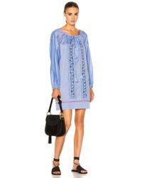 lemlem | Blue Oni Dress | Lyst