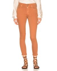 Citizens of Humanity - Multicolor Rocket Crop Skinny - Lyst