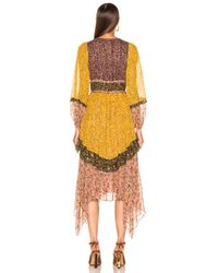Ulla Johnson - Multicolor Primrose Dress - Lyst