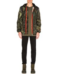 Givenchy - Multicolor Printed Lightweight Jacket for Men - Lyst