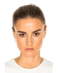 Elise Dray - Multicolor Invisible Drop Earrings - Lyst