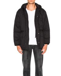 Our Legacy   Black Puffed Parka for Men   Lyst