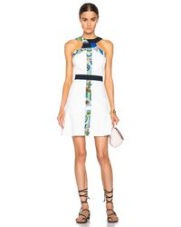 Peter Pilotto | White Clio Dress | Lyst