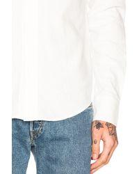 Simon Miller - White Arco Shirt for Men - Lyst