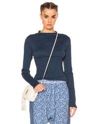 Ulla Johnson | Blue Mora Sweater | Lyst
