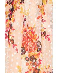 Needle & Thread - Pink Prairie Rose Top - Lyst