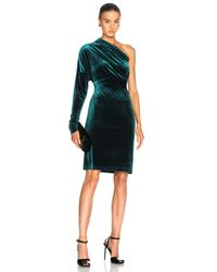 Norma Kamali - Green All In One Dress - Lyst