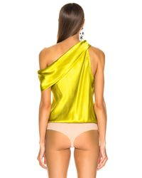 Alix - Yellow Maiden Bodysuit - Lyst