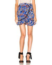 Dodo Bar Or - Blue Milo Skirt - Lyst
