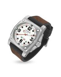 LOCMAN | Teseo Tesei Brown Stingray Automatic Mechanical Date Watch for Men | Lyst