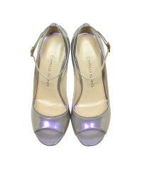 Camilla Elphick - Purple Pez Classics Australia Lilac Patent Leather Pump - Lyst