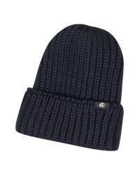 Paul Smith | Blue British Wool Men's Beanie Hat for Men | Lyst