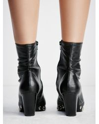 Free People - Black Jagger Boot - Lyst