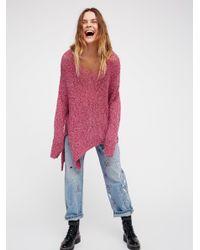 Free People - Multicolor Vertigo Pullover - Lyst