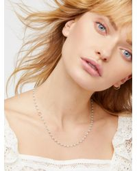 Free People - Natural Essential Stone Necklace - Lyst