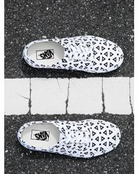 Free People - Multicolor Authentic Mono Print Sneaker - Lyst
