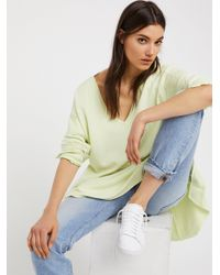 Free People - Multicolor New Morning Eyes Pullover - Lyst