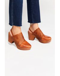 Free People - Multicolor Logan Clog By Fp Collection - Lyst