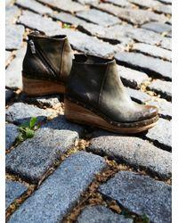 Free People | Brown Below Sunset Clog Boot | Lyst