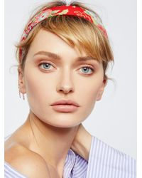 Free People - Multicolor Accessories Hair Accessories Hair Ties & Headbands Kimono Headband - Lyst
