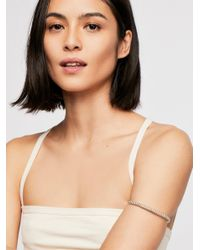 Free People - Metallic Star Valley Armband - Lyst