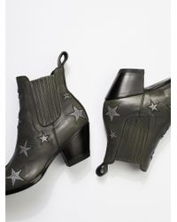 Free People | Multicolor Reach For The Stars Ankle Boot | Lyst