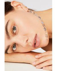 Free People - Green Eclipse Asymmetrical Earrings - Lyst