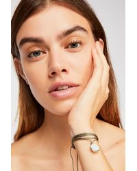 Free People - Multicolor Healing Crystal Necklace - Lyst
