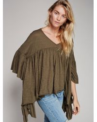 Free People | Multicolor Easy Does It Top | Lyst
