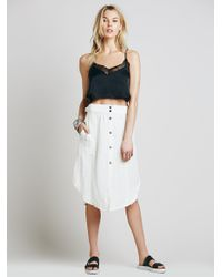 Free People - Black Eclipse Brami - Lyst