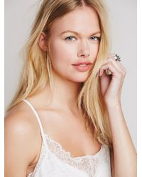 Free People - White Eclipse Brami - Lyst