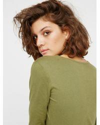 Free People - Green El Topo Dress - Lyst