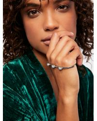 Free People - Multicolor Skipping Stones Palm Cuff - Lyst