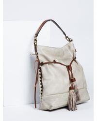 Free People | Multicolor Gramercy Washed Hobo | Lyst