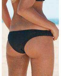 Free People - Blue Lafayette Bikini Bottom Presley Bikini Top - Lyst