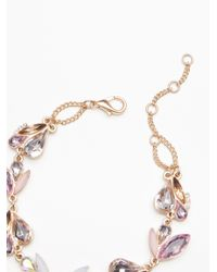 Free People - Multicolor Mirage Statement Anklet - Lyst