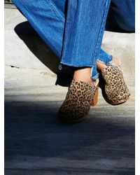 Free People | Natural Ring Leader Clog | Lyst