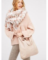 Free People | Natural Simply Leather Tote | Lyst