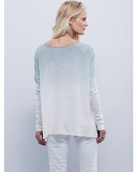 Free People - Blue We The Free Starry Night Tee - Lyst